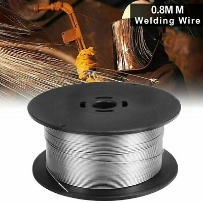 1/2/4/6 Roll Gasless (Flux Cored) MIG Welding Wire - 0.8mm 1Kg UK Seller