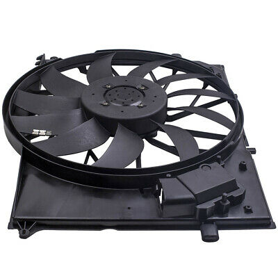 OEM QUALITY COOLING Fan Motor - Mercedes S-Class Coupe (C215