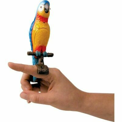 TALKING POLLY BIRD RECORDS & REPEATS Speaking Parrot Toy  Kids Fun Novelty Gift