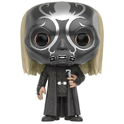 Lucius Malfoy Mangemort / Harry Potter / Figurine Funko Pop / Exclusive Special