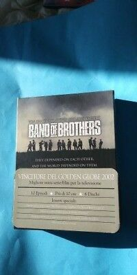 BAND OF BROTHERS serie completa cofanetto 6 dvd