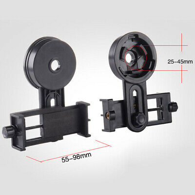 Camera Adapter Telescope Phone Cell Outdoor Hiking Sports Mount Plastic Durable