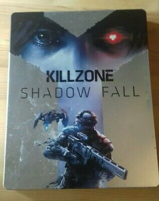 Killzone: Shadow Fall (Sony PlayStation 4, 2013) Steelbook Edition