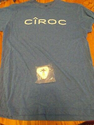 Brand New Sealed Ciroc Ultra Premium Vodka Earbuds Makes Perfect Gift P. Diddy