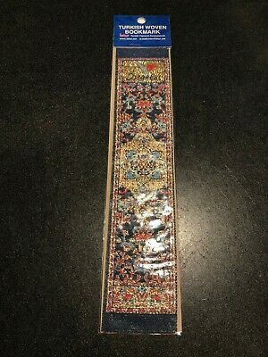 Woven Bookmark, Book Separator, Page Holder, Page Divider, Book Mark Turkish New