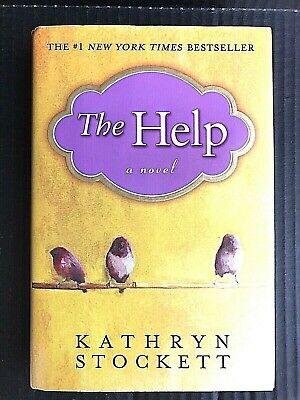 The Help by Kathryn Stockett (2009, Hardcover) Excellent Condition -P7