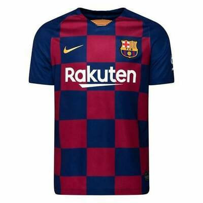 Nike Barcelona Home Shirt 2019/20 - Mens