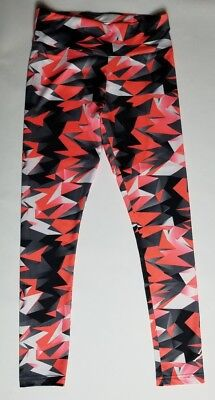 Nike Air Jordan Jumpman Girls Printed Leggings Size Med