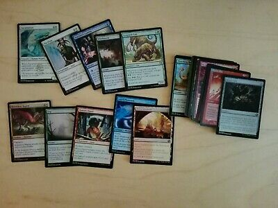 MTG: Lote 10 Cartas Magic FOIL