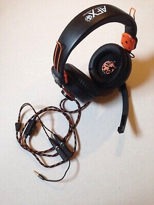 db41bc86461 afx Firestorm H01 Gaming Headset Playstation, Xbox, Pc Headphones &  Microphone
