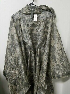 Army Issue Acu Poncho Nwt Nsn  Orc Industries
