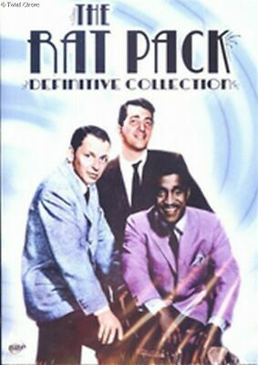 The Rat Pack - The Definitive Rat Pack Collection DVD New & Sealed