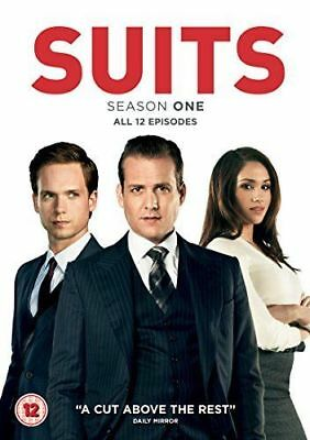 Suits - Season 1 DVD New & Sealed