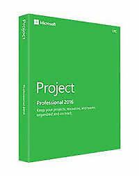 Project Professional 2016 License Key Genuine