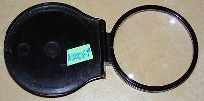 LUPE 12/1312 DRGma; LOUPE; MAGNIFIER - BAKELIT (N00069)