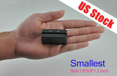 MiniDX3 Portable Magnetic Credit Card Reader Data Collector Shipped From The USA