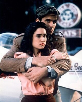 Bill Campbell Jennifer Connelly The Rocketeer Photo