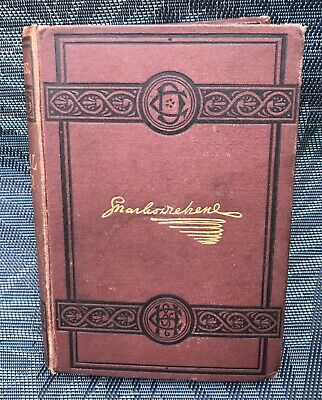 Vintage Book 1868 Our Mutual Friend Charles Dickens Edition Chapman and Hall 525