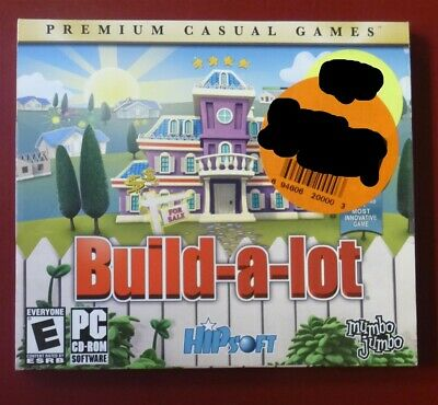 Video Game PC Build A Lot NEW SEALED Jewel