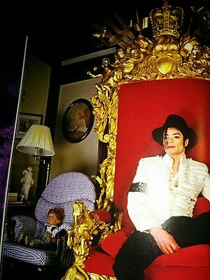 """Michael Jackson """"Pre Owned"""" By MJ Memorabilia Neverland Collectibles"""
