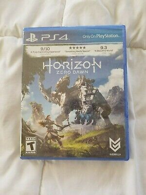 Horizon Zero Dawn game for the Playstation 4 PS4 Console Brand New Ships Fast !