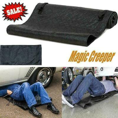 Magic Pad Black Automotive Creeper Rolling Pad For Working On The Ground To F7H7
