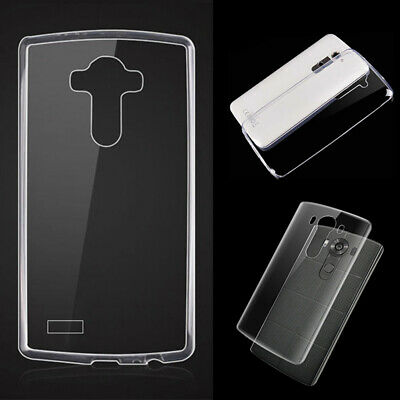Ultra thin Transparent Clear TPU Silicone Soft Case Gel Skin Cover For LG Phones