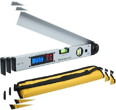 Neoteck Digital Angle Finder Ruler 180mm 0-270° 180mm/270°
