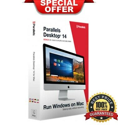 Parallels Desktop Business Edition 14 🔐 Run Windows on Mac (Fast Down Deliver )