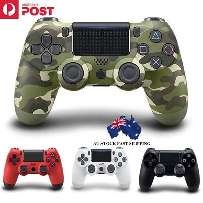 Playstation 4 Games Controllers Gamepad Wireless Bluetooth Built-In Battery