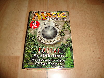 Magic The Gathering Portal Deck By Wizards New Factory Sealed In Mint Condition