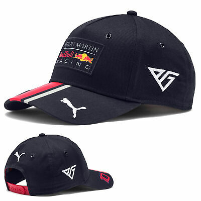 New! 2019 Pierre Gasly Cap Adult One Size Official Aston Martin Red Bull F1 Team