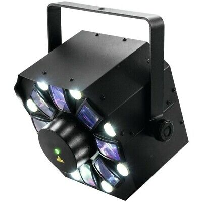 EUROLITE LED FE-1500 Hybrid Laserflower | Neu