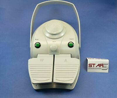 Dental B2 Foot Control Pedal Without Tubing With 6 Functions 2 Hole | STAR5