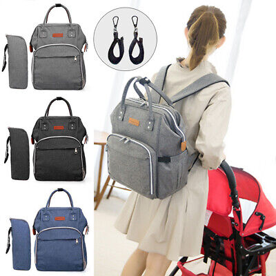 Mummy Bags Backpack Baby Diaper Nappy Changing Rucksack Mommy Nursing Travel Bag