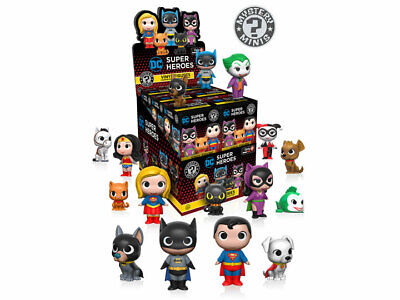 """Funko DC Super Heroes & Pets Mystery Minis 2.5"""" Exclusive ONE blind box figure"""