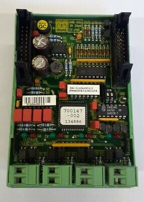 Gilbarco Veeder Root ,Doms dmb 431 dunclare pump pcb free p&p