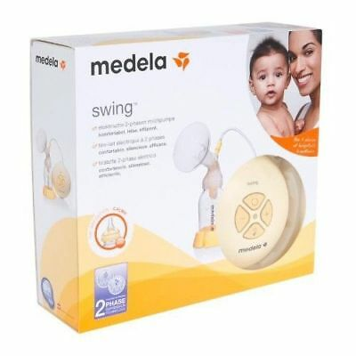 Medela Swing Single Electric Breast Pump (2-Phase) Free Postage!