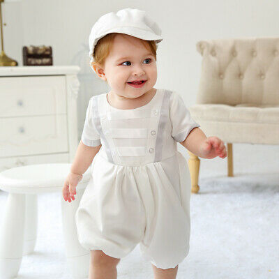 Gorgeous Toddler Embroidery Baptism Gown Tutu Baby Romper Lace Christening Dress