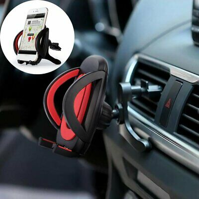 Universal 360 Rotating Car Mobile Phone Holder Air Vent Mount Cradle for GPS