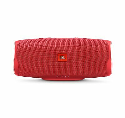 JBL Charge 4 Red Open Box Bluetooth Speaker w/ No Box