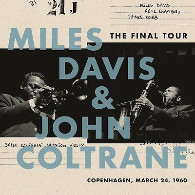 Miles Davis & John Coltrane *The Final Tour: Copenhagen *NEW RECORD LP VINYL