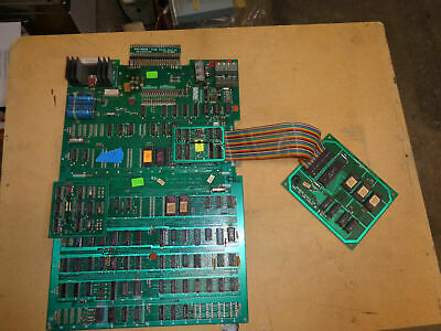 Ms Pacman Pac Man  Not Working   Arcade Game Pcb Board Jamma C115-4