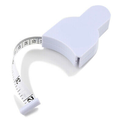 Body Mass Tape Measure & Fat Calipers Tester Fitness Health Weight Loss Diet
