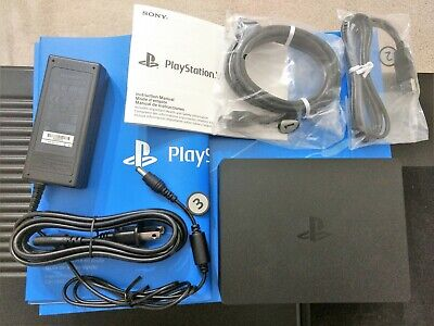 Replacement New PS4 VR Processor+Adapter Sony PlayStation for PSVR system v.2