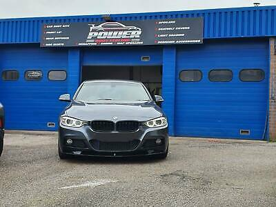 BMW F30 M Performance Kit inc front lip, rear diffuser, spoiler, grills, decals