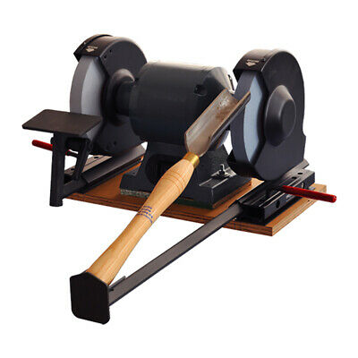 Oneway Wolverine Grinding Jig, Essential Kit For Sharpening Woodturning Tools