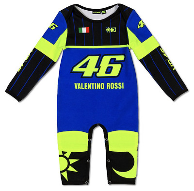 New Baby overall of Valentino Rossi 46 suit official collection Located in USA