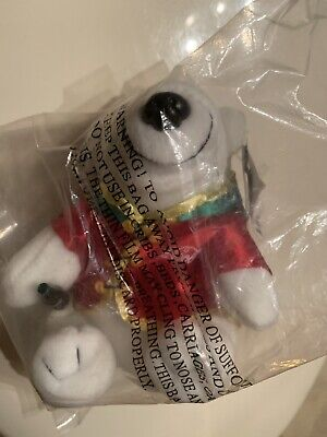 Coca Cola Plush Polar Bear Manchu Wok 1998