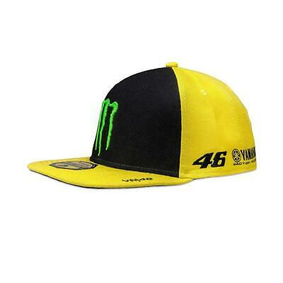 NEW CAP ADJUSTABLE trucker motorbike VR46 Gopro Valentino Rossi